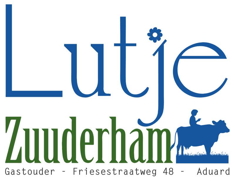 Logo Lutje Zuuderham ontwerp Spectra Studio Works